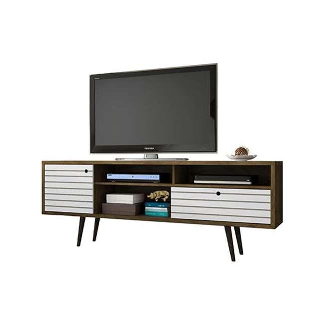 202AMC96 Manhattan Comfort Liberty 70.86 Inch Mid Century Modern Wood TV Stand with Legs 2