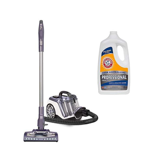 NR96 + 68599 Shark Rotator Lightweight Vacuum Cleaner & Carpet Washer Extractor