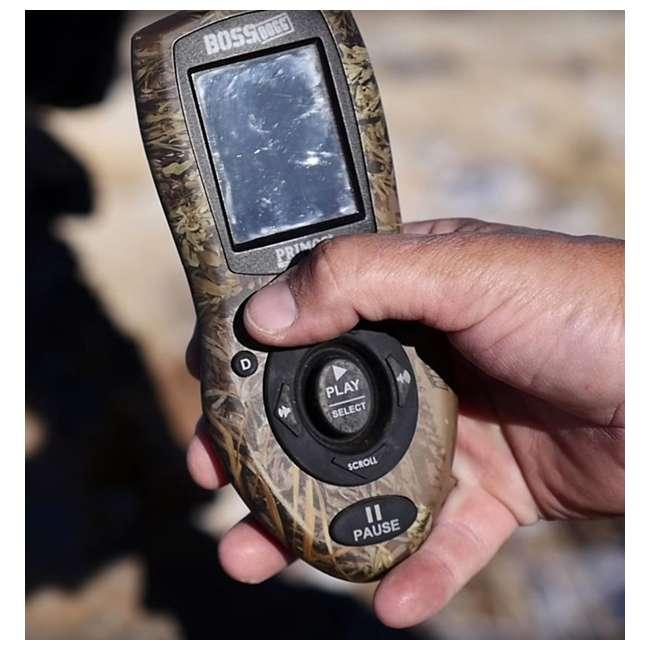 PRM-3757 Primos Boss Dogg 150W 5 Speaker Predator Caller with Decoy & Remote 2