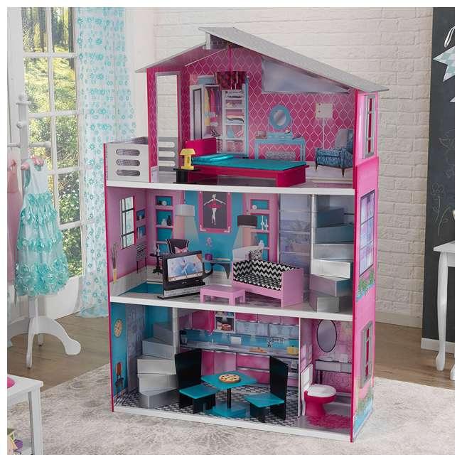 Kidkraft Breanna Dollhouse For 18 Inch Dolls Kdk 65882