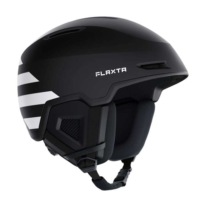 FX901101025SM Flaxta Exalted Protective Ski and Snowboard Full Helmet Small/Medium Size, Black 1