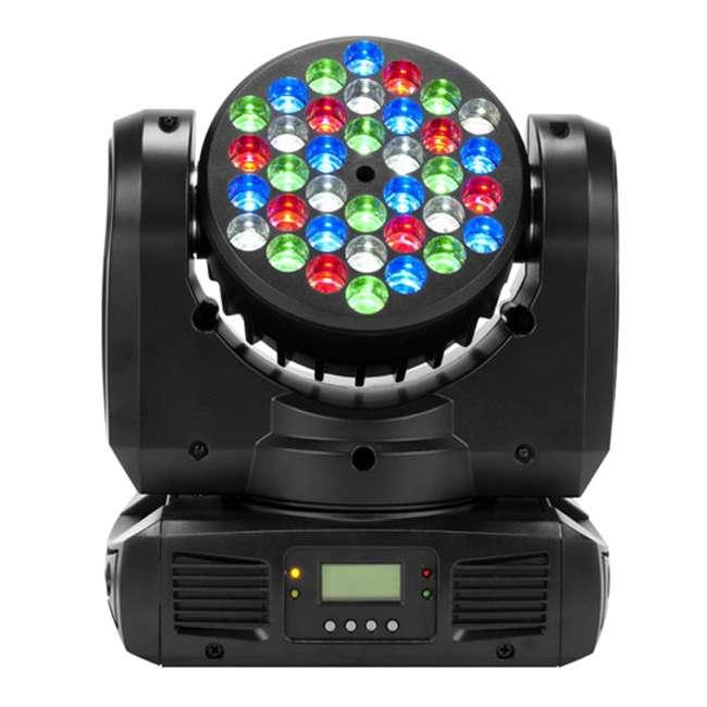 INNO-COLRBEAM-LED Inno Color Beam LED - AMERICAN DJ RGB DMX Moving Head Light