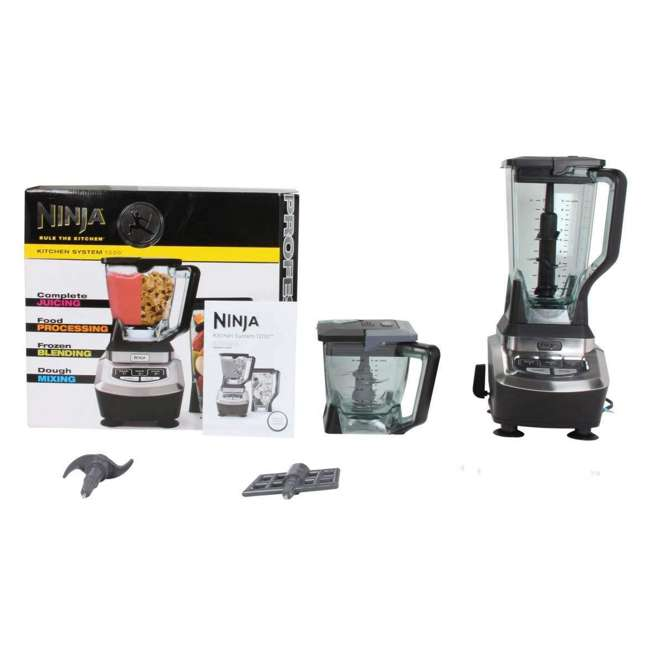 BL70030_EGB-RB Ninja Professional Kitchen System 1200 with Accessories (Certified Refurbished) 4