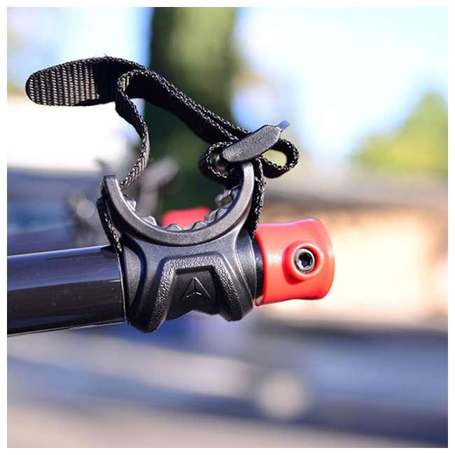 42084 + 522RR-R Kent Bikes Avigo Air Flex Steel 20 Inch Boys BMX Bike & 2 Bike Car Hitch Rack 5