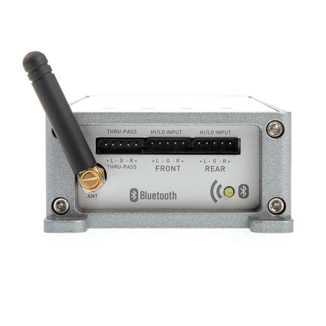 ST4.1000DB Soundstream Stealth Series 1000-Watt Bluetooth 4-Channel Amplifier (2 Pack) 3