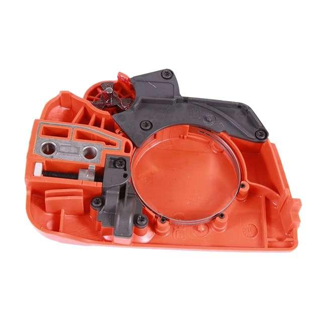 HV-PA-525611401 Husqvarna 525611401 Gas Chainsaw Chain Brake Assembly Replacement Part, Orange 1