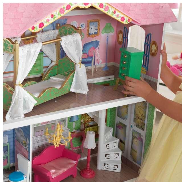 65851 KidKraft Sweet Savannah Dollhouse 3