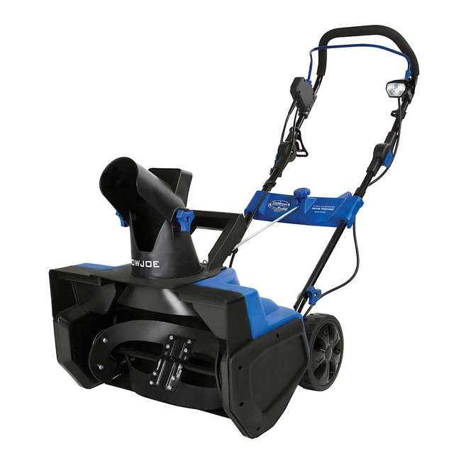SNJ-SJ625E-U-A Snow Joe Ultra 21 In Electric Snow Thrower with 4 Blade Auger & Light (Open Box) 1