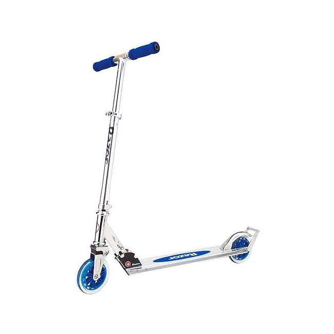 13014340 RAZOR A3 Kick Scooter (Blue)