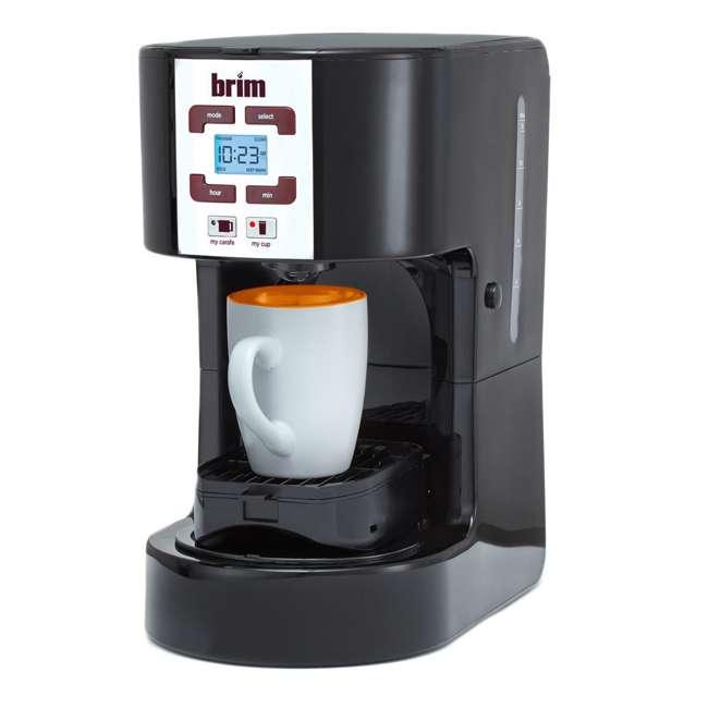 CM-105_EGB-RB BRIM Size Wise Programmable Coffee Maker Station, Black (Certified Refurbished) 2