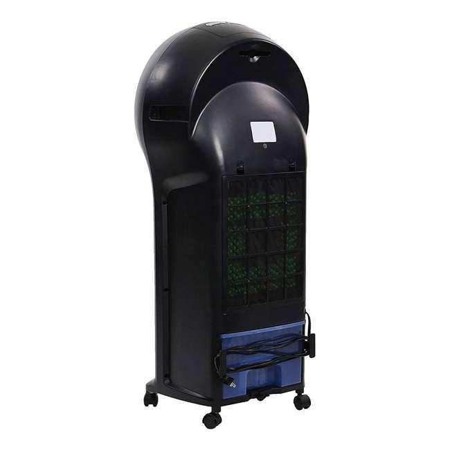EC111B-U-B NewAir Luma Comfort Modern Oscillating Evaporative Swamp Cooler  (Used) (2 Pack) 2