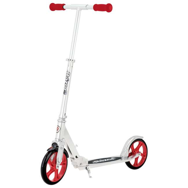 13013201 Razor A5 Lux Kick Scooter - Red