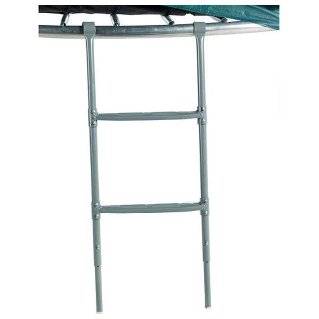 ACC-LADFS JumpKing Two Step Removable Trampoline Ladder with Flat Steps    ACC-LADFS