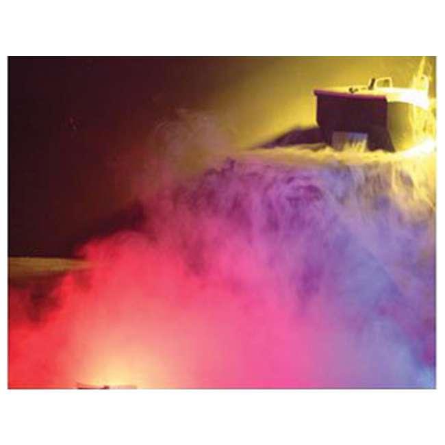 MISTER-KOOL + HDF American DJ Mister Kool Low Lying Fog Machine w/ HDF Fog Fluid 3