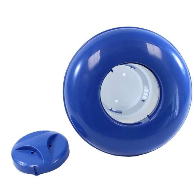 8720 + 3 x 29005E Hydrotools Chlorine Dispenser & Filter Pump (3 Pack) 3