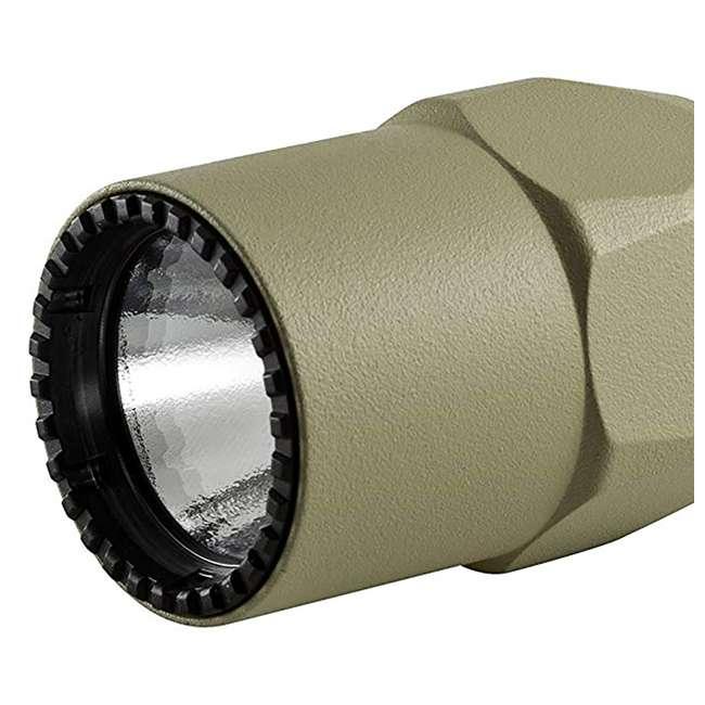 G2X-D-TN SureFire Pro Lightweight High Performance Dual Output LED Flashlight, Desert Tan 4