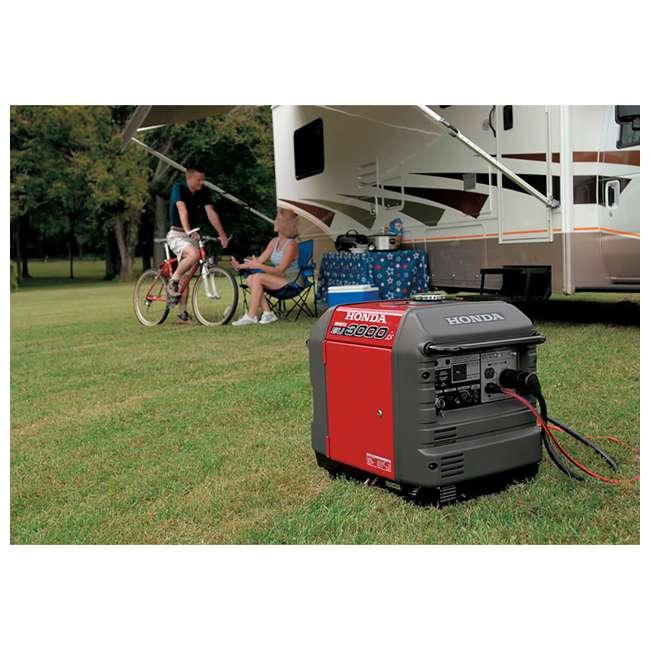 EU3000IS1A Honda EU3000IS1A 3000 Watt Portable Super Quiet Gas Powered Generator 3