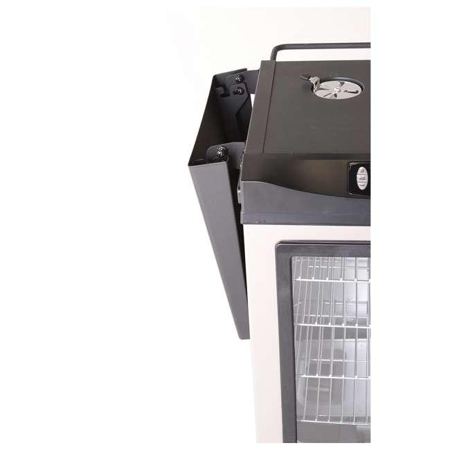 20100814 Masterbuilt 20100814 Universal Electric Smoker Side Shelf Space Accessory, Black 3