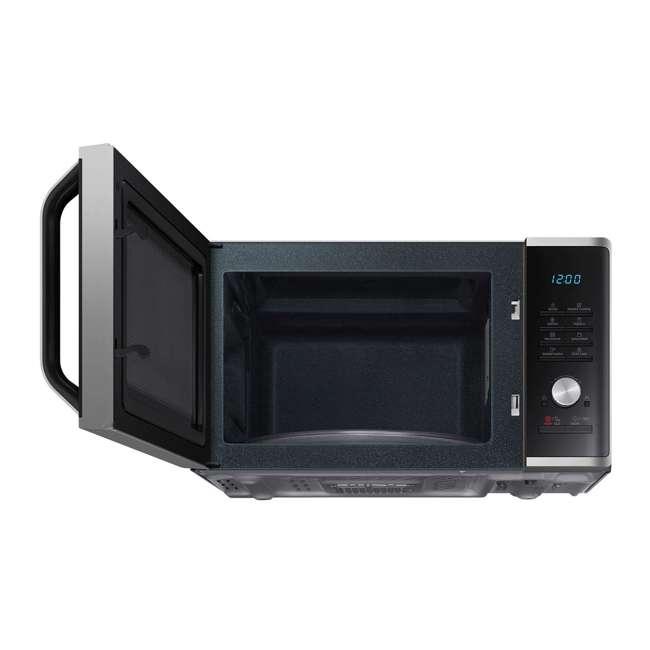 MS11K3000AS-RB Samsung 1.1 Cubic Foot Countertop Microwave Oven, Black (Certified Refurbished) 3