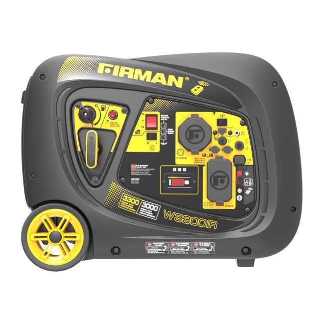 W03083 Firman W03083 3000-Watt Portable Generator 1