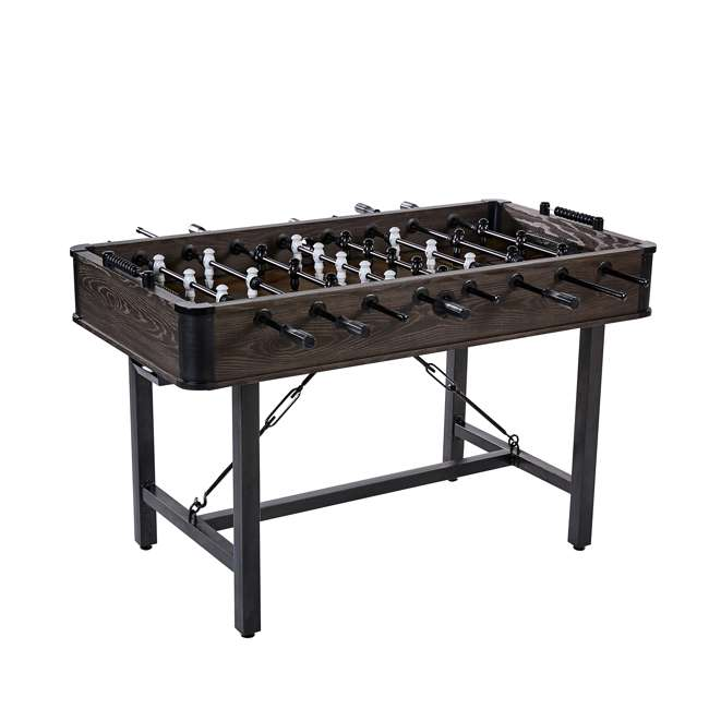 SOC056_188P Lancaster Gaming Company Loxley 56-Inch Traditional Soccer Foosball Table