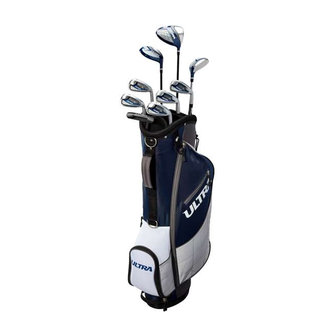 WGGC43600 + GB7-VOICE2-GREY + PGSMGps Wilson Men's Golf Clubs + Golf Buddy GPS Range Finder + Golfwith Smart Marker 2