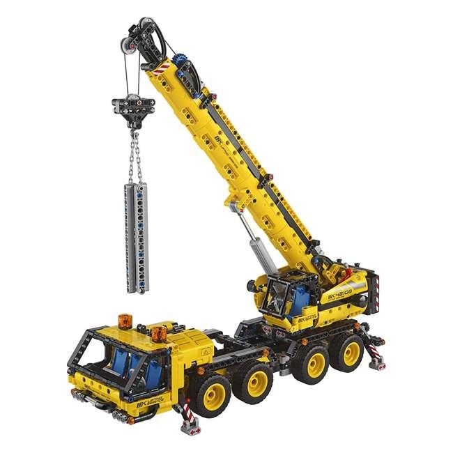 6288778 LEGO Technic 42108 Mobile Construction Crane Vehicle 1292 Piece Building Set