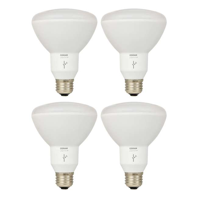 4 x SYL-73807 Sylvania Lightify BR30 Smart LED Reflector Bulb (Needs Hub) (4 Pack)