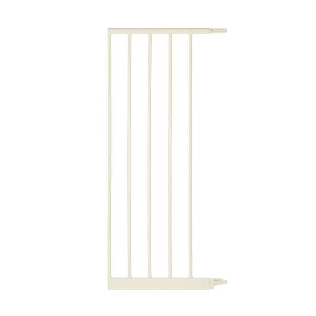 "4975 North States Supergate Portico Arch Safety Gate 13.4"" Extension, Linen (Used)"