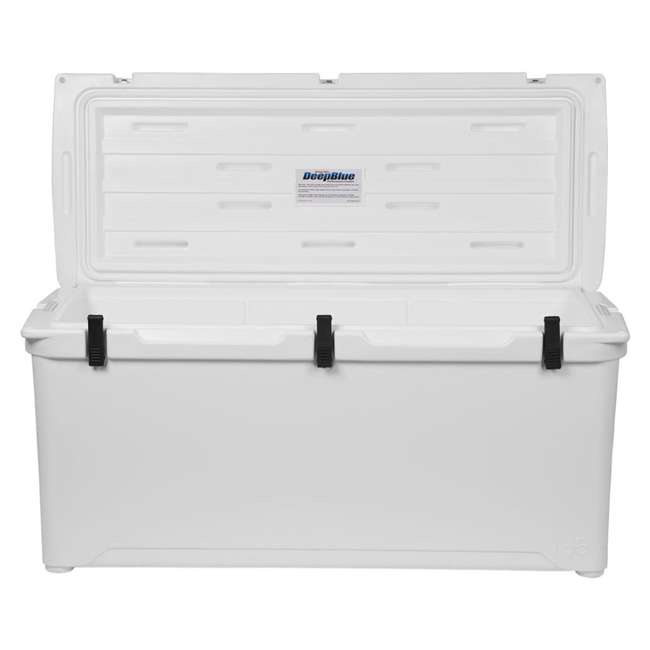 ENG165 Engel 165 High-Performance Roto-Molded Cooler, White 3