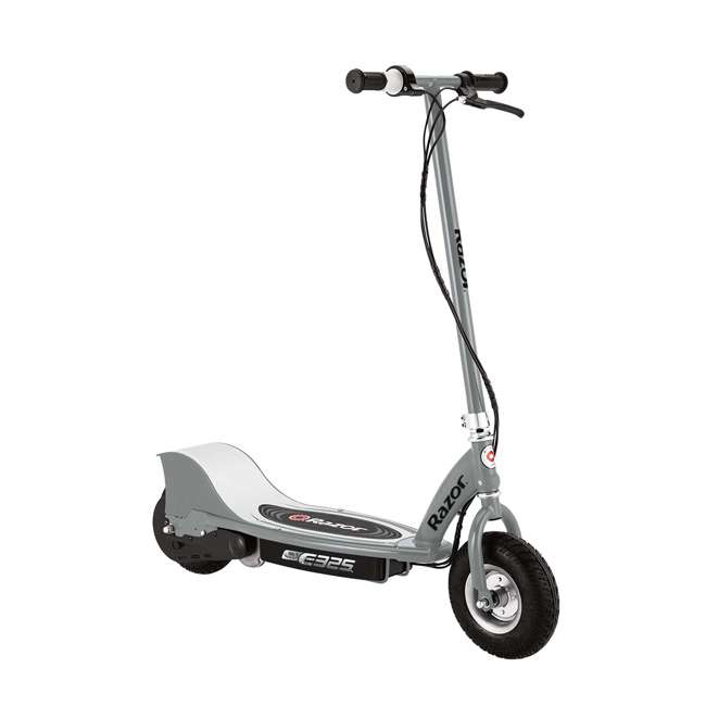 13116312 Razor E325 Electric Scooters, Silver (2 Pack) 1