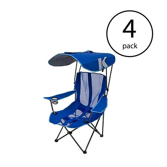 4 x 80185  Kelsyus Original Canopy Chair (4 Pack)