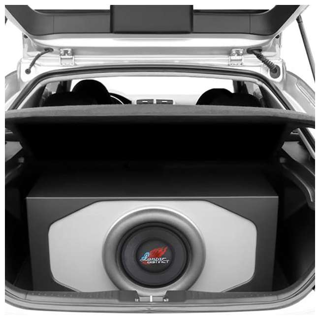 4 x DCTS84 Lanzar Distinct High-Power 800W 8-Inch Subwoofer (4 Pack) 7