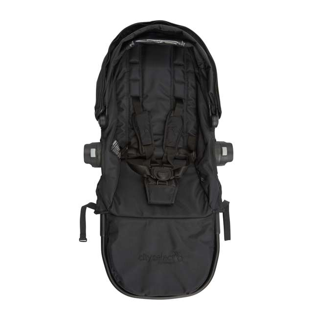 BJ03410 Baby Jogger City Select Stroller Second Seat Kit, Black 3