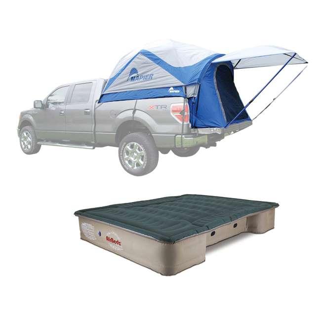 57011 + PPI 303 Napier Sportz 57 Series Truck Tent & AirBedz Air Mattress