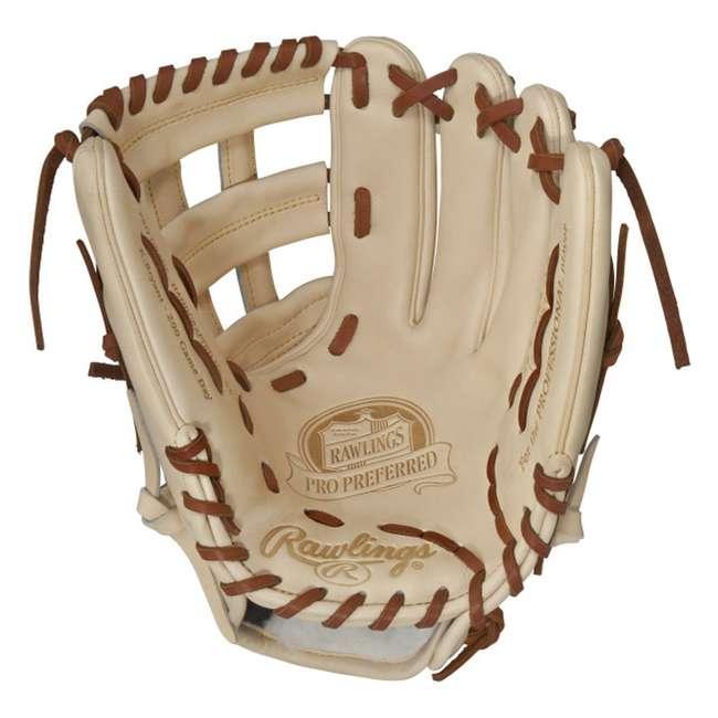 PRO200-6K Rawlings Pro Preferred 12.25-Inch Infield Pitcher Glove 1
