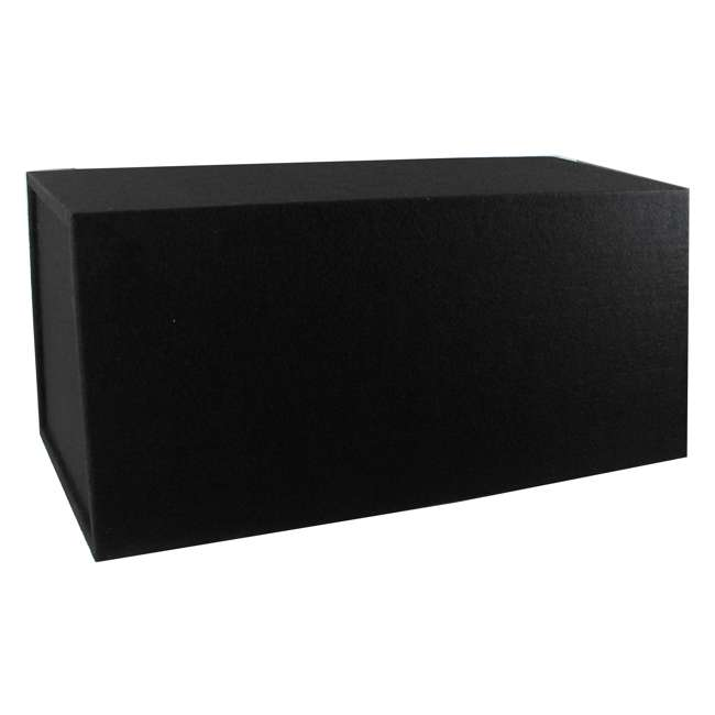 P1-2X12 Rockford Fosgate P1-2X12 12-Inch 1000W Dual Loaded Subwoofer + Enclosure 5