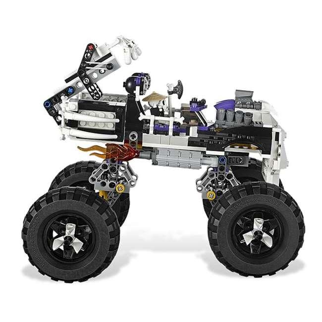 2506 LEGO® NINJAGO® Skull Truck Set w/ Minifigures   2506 2