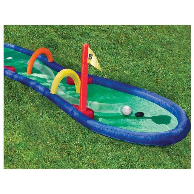 13918B Banzai Inflatable Mini Golf Adventure Park 8