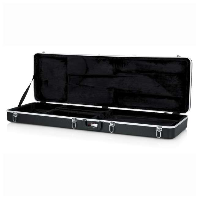 gator cases hard shell bass guitar travel case gc bass. Black Bedroom Furniture Sets. Home Design Ideas