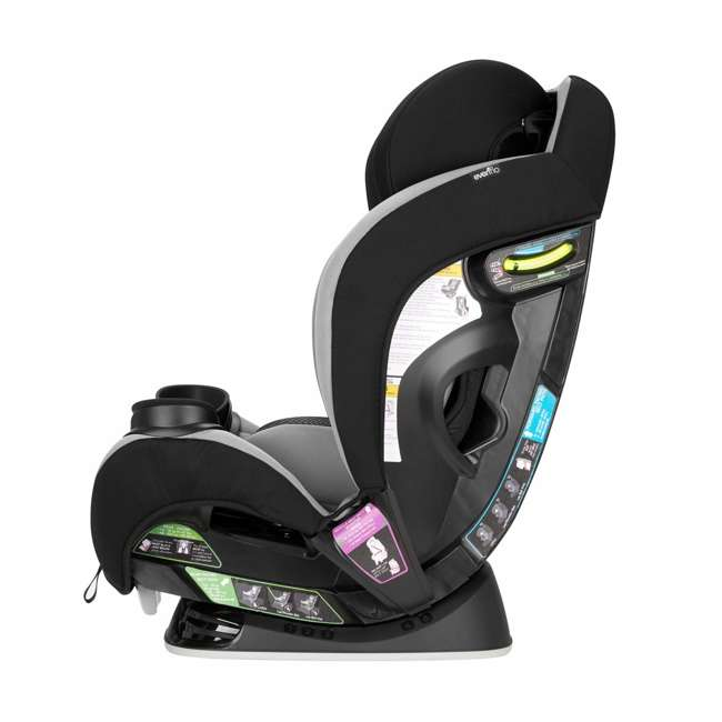 39212238 Evenflo EveryStage LX All-in-One Car Seat (Gamma) 3