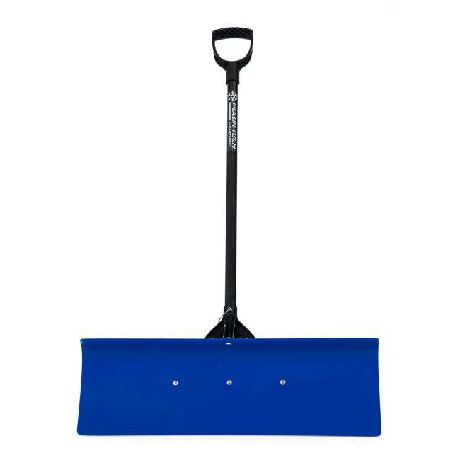 EWAY91036 Earthway Professional 36 Inch Handle Snow Pusher Shovel with 36 Inch Wide Blade