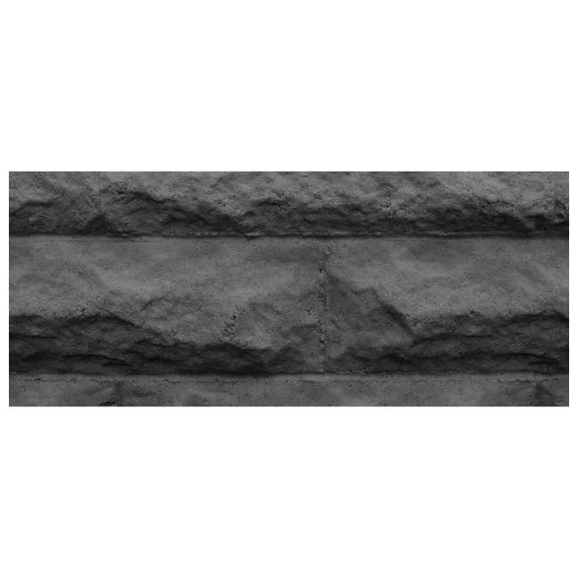 GW-RBG-DAR Good Ideas Garden Wizard Outdoor Self Watering Raised Garden Bed, Dark Granite 2
