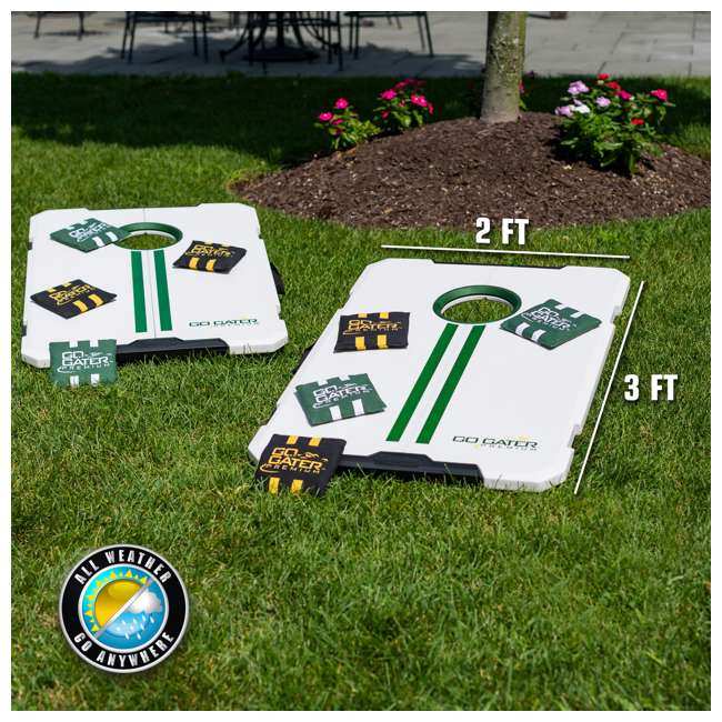 1-1-16920-DS EastPoint Sports Go Gater Premium Outdoor Family Portable Cornhole Game 2