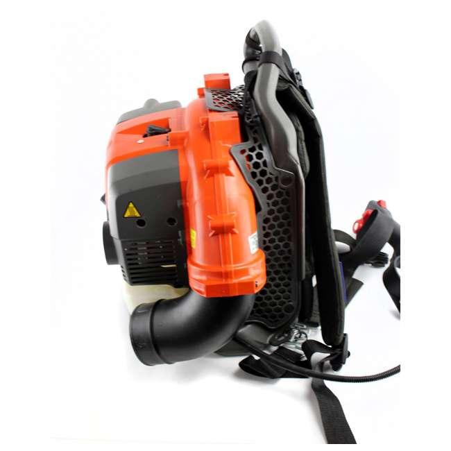 150BT-BRC-RB Husqvarna 150CC 2 Cycle Gas Leaf Backpack Blower(Refurbished)(For Parts)(2 Pack) 8