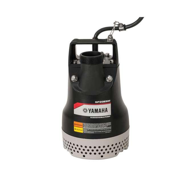 SP20ESM Yamaha SP20ESM Portable Electric 4,110 GPH 0.5 HP Water Submersible Sump Pump