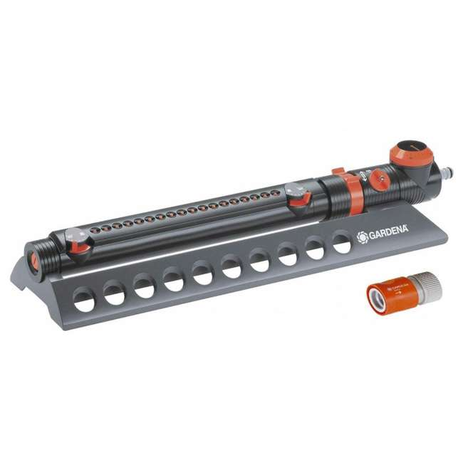 GARD-1979-U Gardena 1979 3900-Ft Oscillating Sprinkler