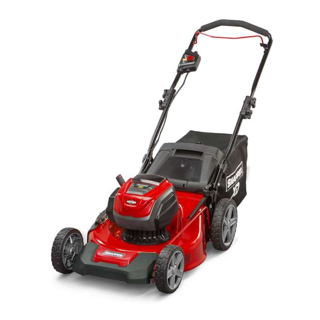 SNAP-1687884-OB Snapper XD 82-Volt 21-Inch Lawn Mower with Battery & Charger (Open Box) 1