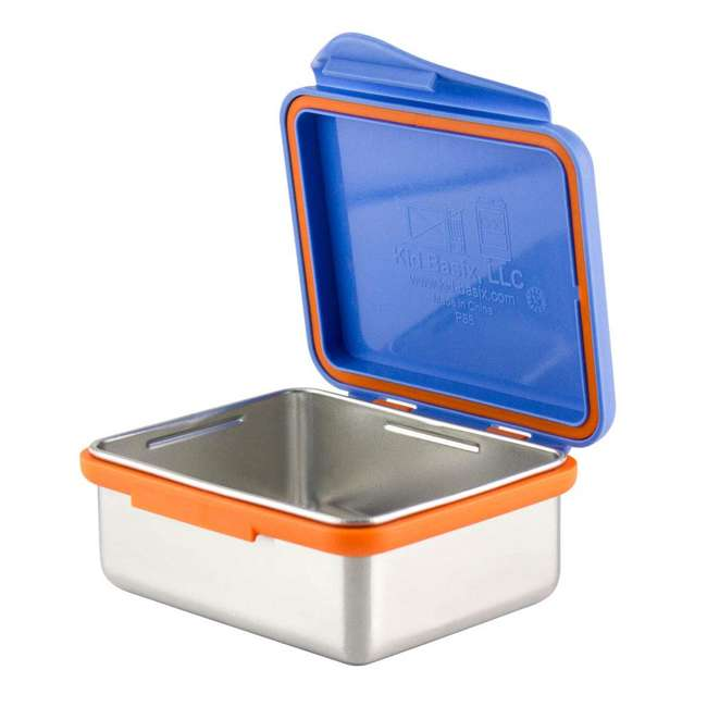 894148002794 + 894148002916 + 894148002091 Kid Basix 23 Ounce, 13 Ounce Stainless Steel Lunch Box and 12 Ounce Water Bottle 4