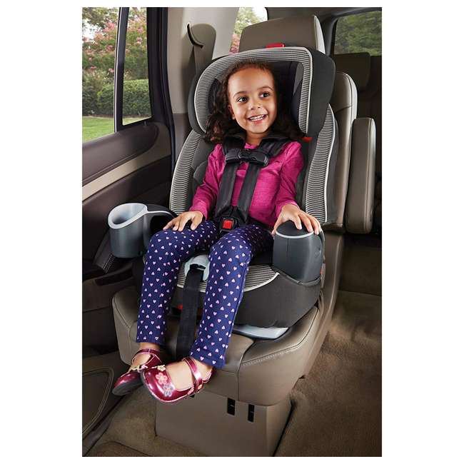 1992188 Graco Nautilus 65 LX 3 In 1 Convertible Baby Infant Toddler Kid Car Seat Booster 3